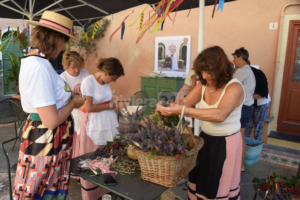 Festa Santa Maria Maddalena Bordighera Alta