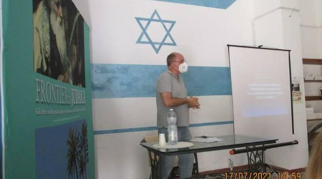 Frontiera judaica