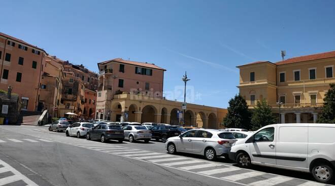 parcheggio piazza del duomo