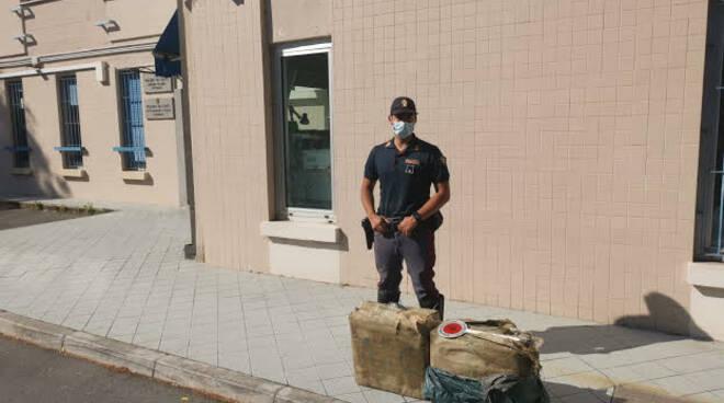 polizia stradale droga