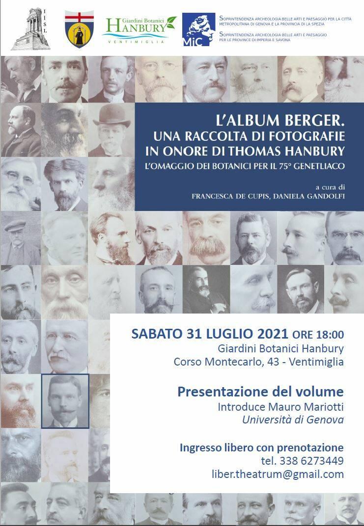 L'Album Berger