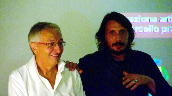 Marco Barberis e Marcello Prayer