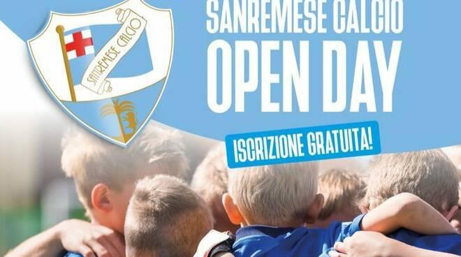 Open day giovanili Sanremese