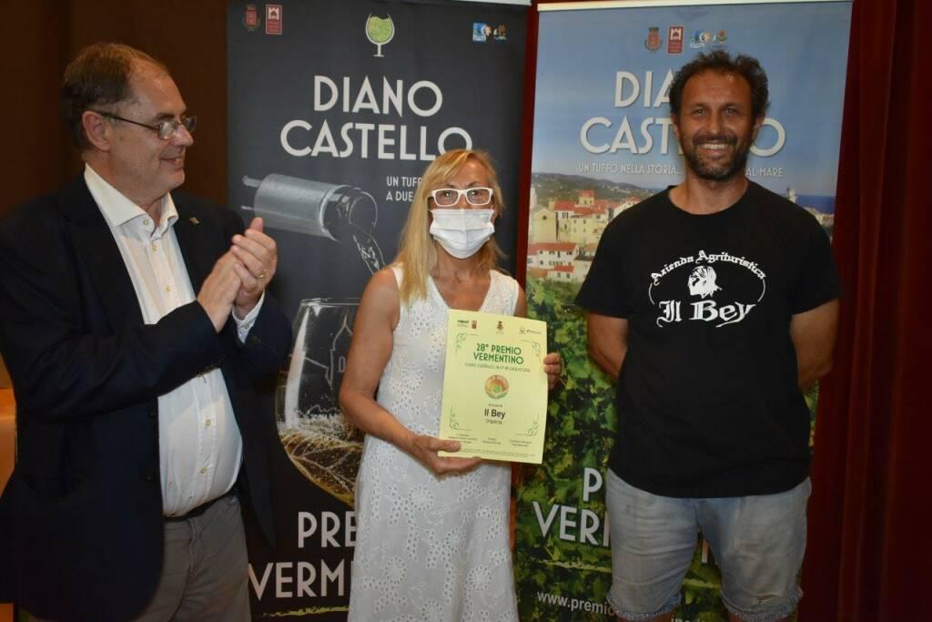 Premio Vermentino a Diano Castello