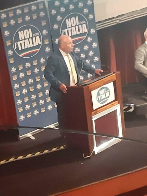 Prima Assemblea Nazionale del partito Noi con l'Italia