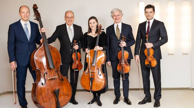 Quintetto d'Archi dei Berliner Philharmoniker