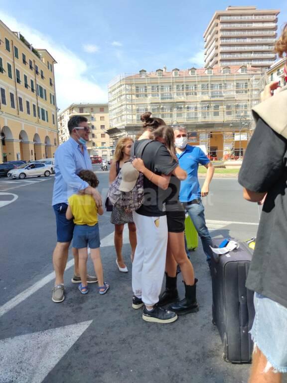 Rientrati in città gli studenti imperiesi bloccati a Malta per il Covid