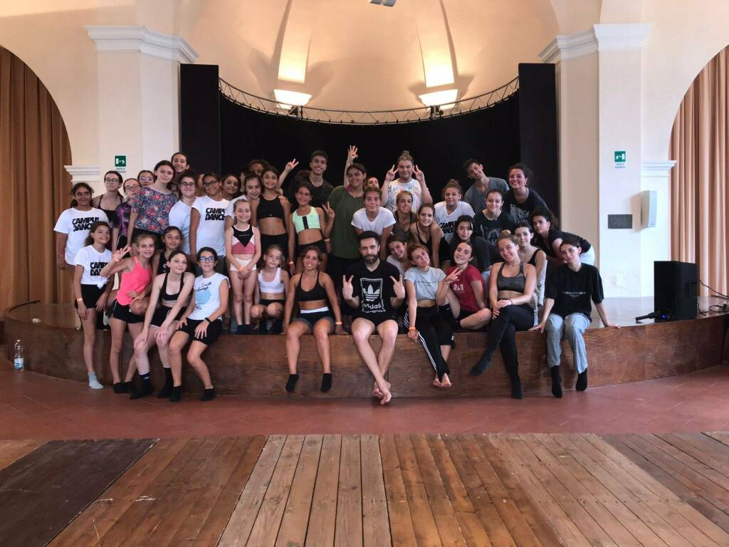 riviera 24 - bordighera campus dance