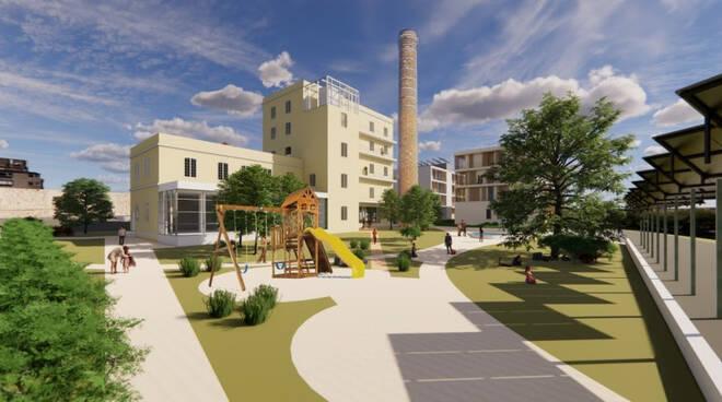 riviera24 - area ex Sairo progetto