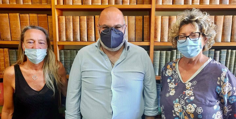 riviera24 - Caterina Gatti giuffra Antonella Basso