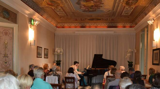 Riviera24- concerto villa nobel