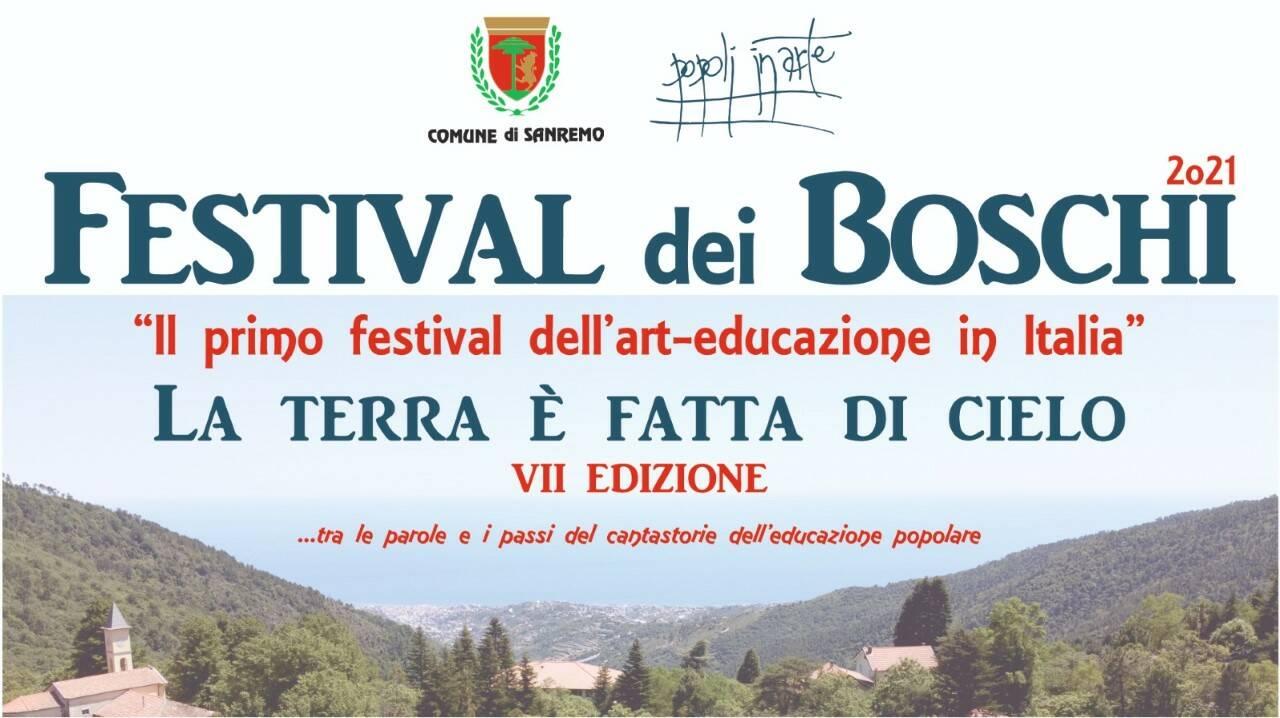 riviera24 festival dei boschi san romolo