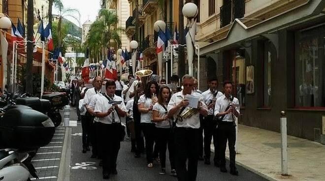 riviera24 - L'Orchestra Filarmonica Giovanile Città di Ventimiglia a Beausoleil