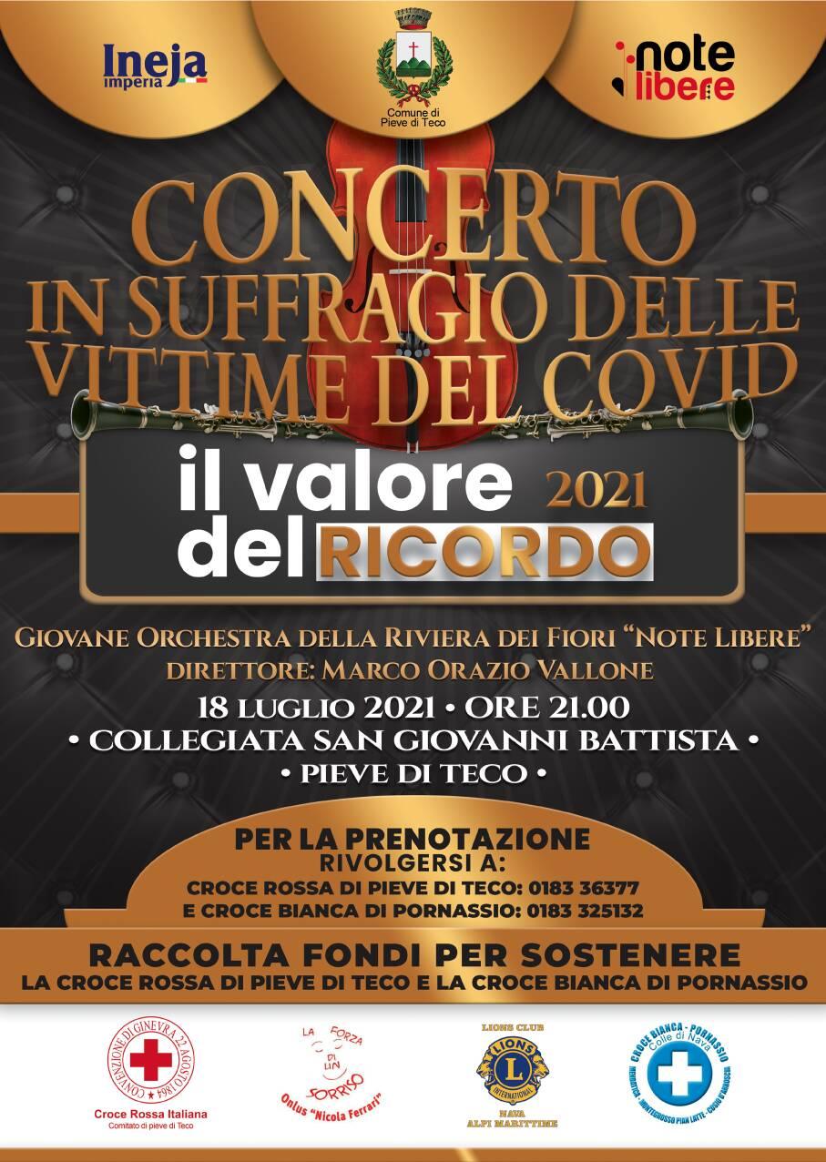 riviera24 - locandina concerto pieve teco