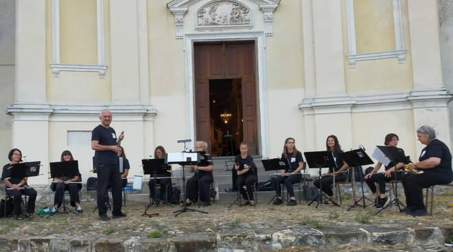 riviera24 - parrocchia chiesa caramagna superiore