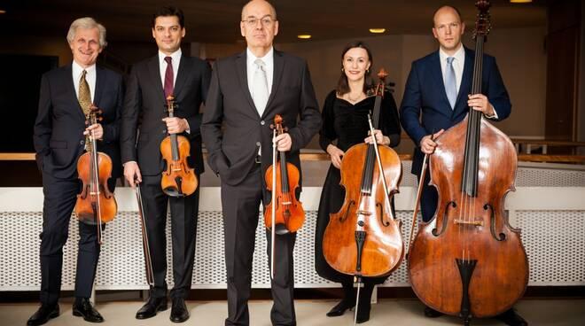 riviera24 - quintetto d'archi dei Berliner Philharmoniker
