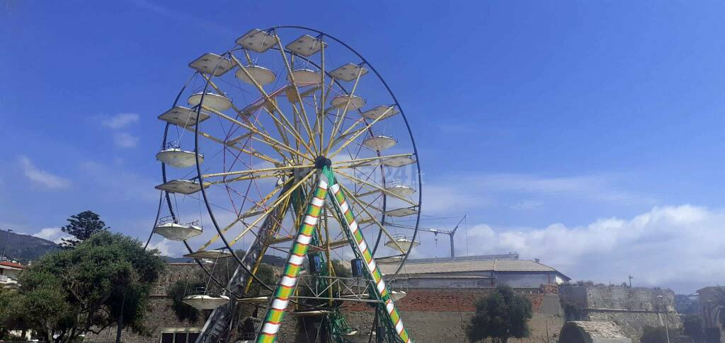 riviera24 - ruota panoramica sanremo