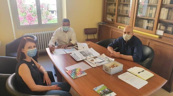 """riviera24 - Sottoscritto il """"patto educativo di Comunità di Vallecrosia"""""""