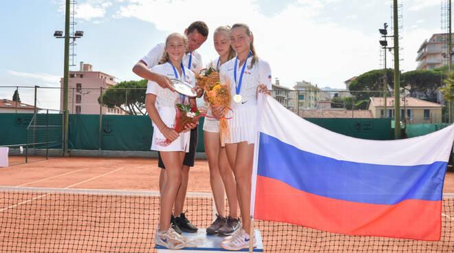 """riviera24 - """"Summer Cup under 14 femminile"""" tennis"""