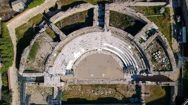 Riviera24- teatro romano ventimiglia