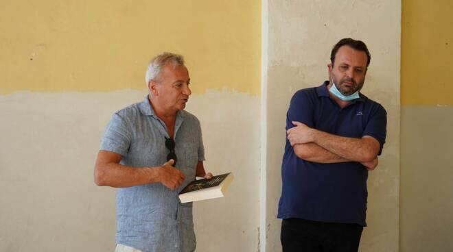 Romano Lupi e Riccardo Mandelli