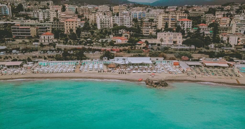 Sanremo, Boca Beach