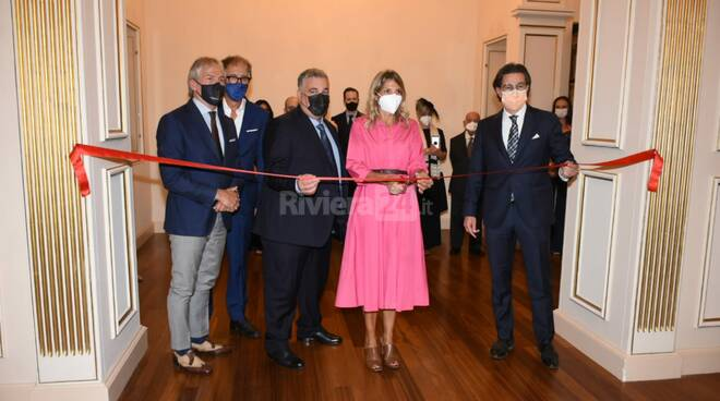 Sanremo, la grande moda maschile in esposizione al casinò