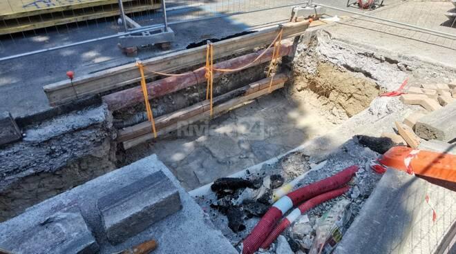 scavi porto vecchio