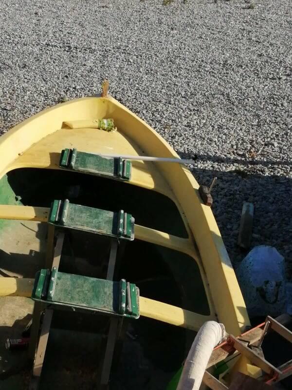 Ventimiglia, migranti bivaccano nei gozzi marinari