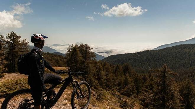 Via del Sale Hike bike