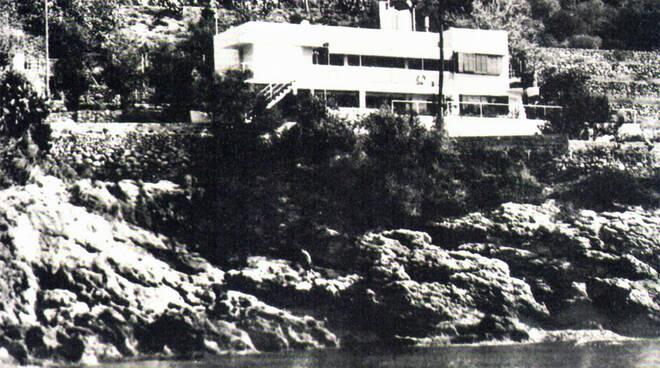 Villa-battello di Eileen Gray