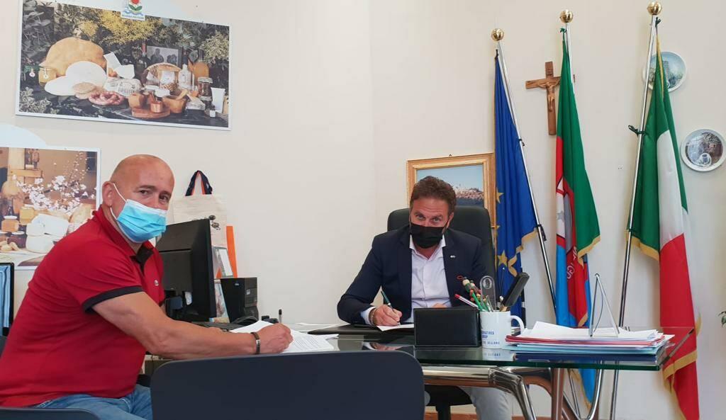 Alessandro Piana e Roberto Manfredi