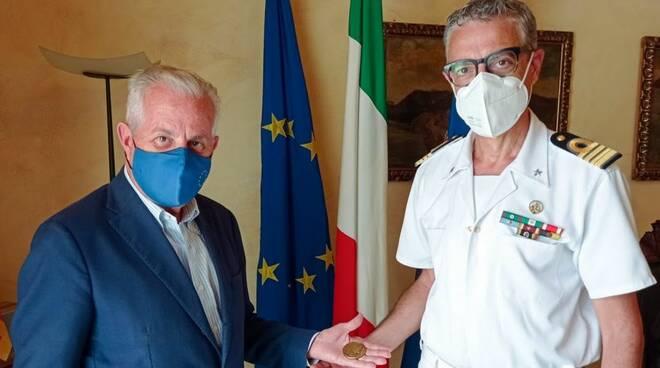 Claudio Scajola e Giuseppe Semeraro
