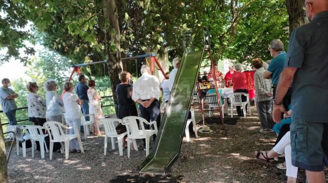 celebrazione festa patronale ville san pietro