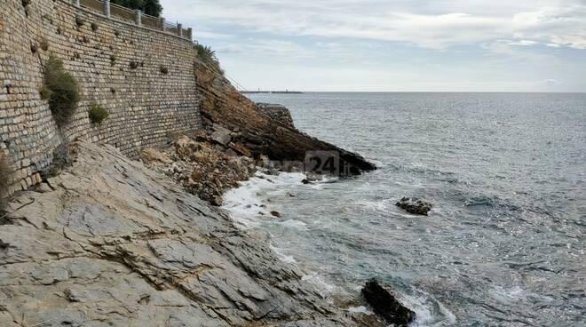 Imperia, area marina Le Ratteghe