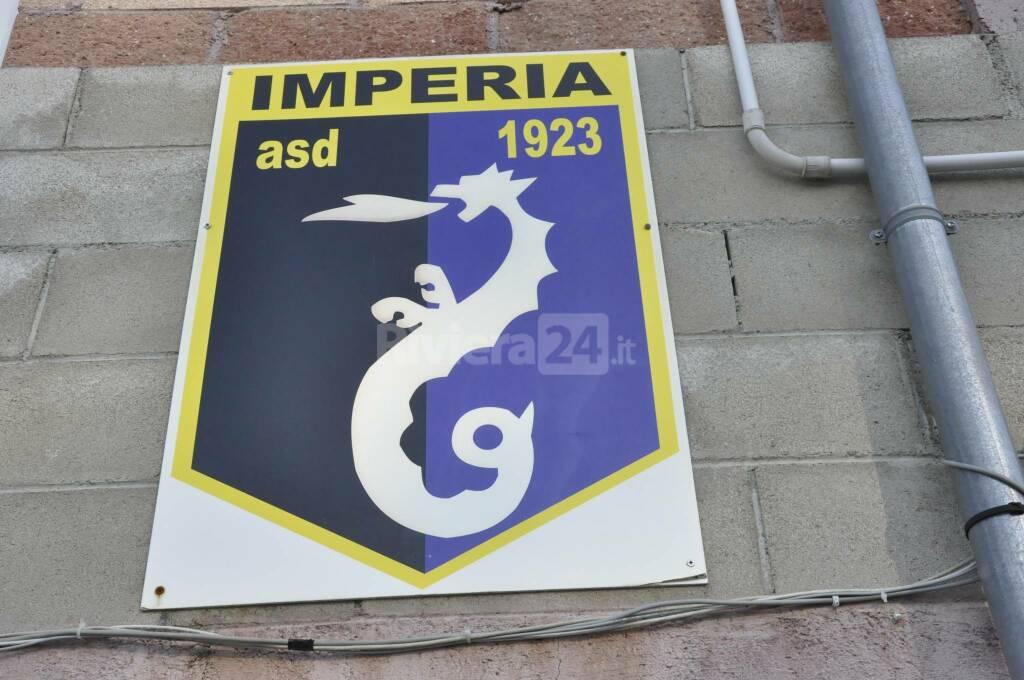 """Imperia calcio, primo giorno di raduno al campo """"Salvo"""""""