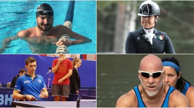 Liguria ai Giochi Paralimpici di Tokyo