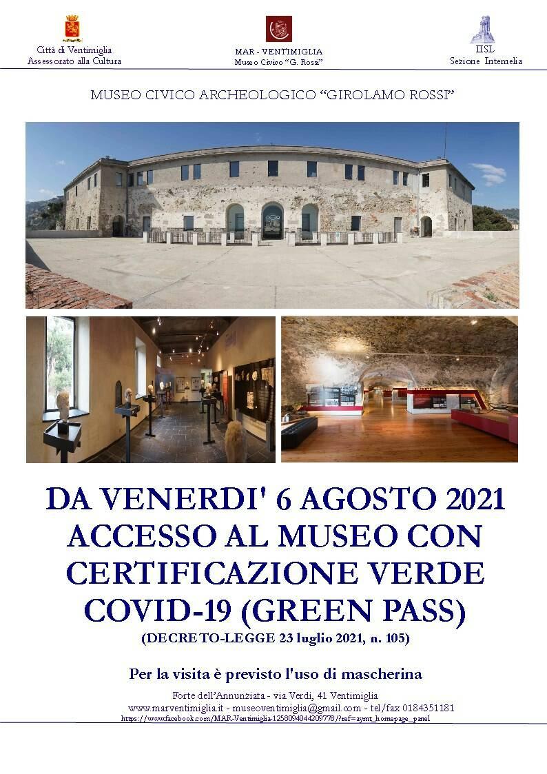 "Museo Civico Archeologico ""Girolamo Rossi"""
