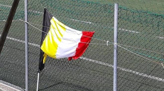 Polisportiva Dilettantistica Vallecrosia Academy bandiera