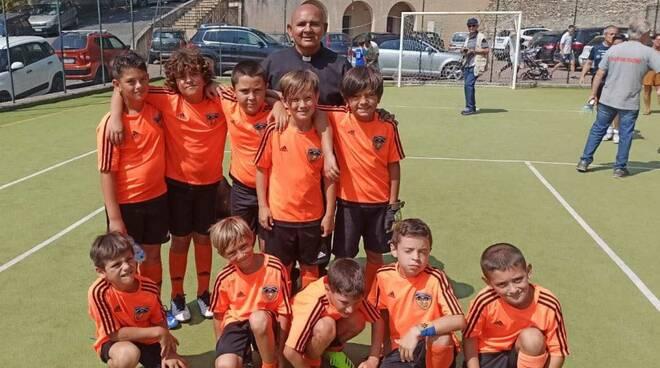 Pulcini 2012-2013 Ospedaletti Calcio