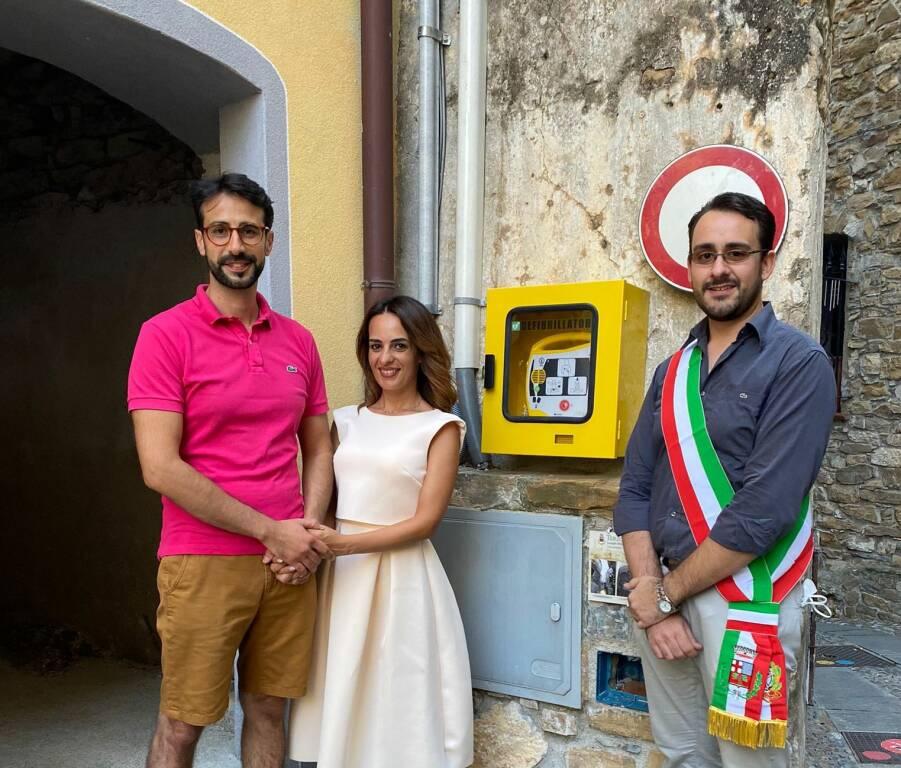 Riviera24- defibrillatore Terzorio