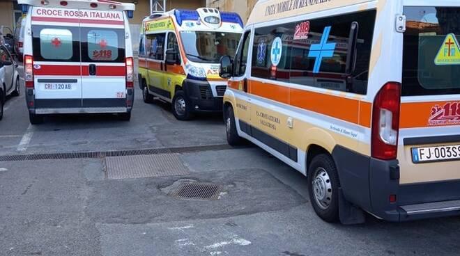 riviera24 - parcheggi ospedale sanremo