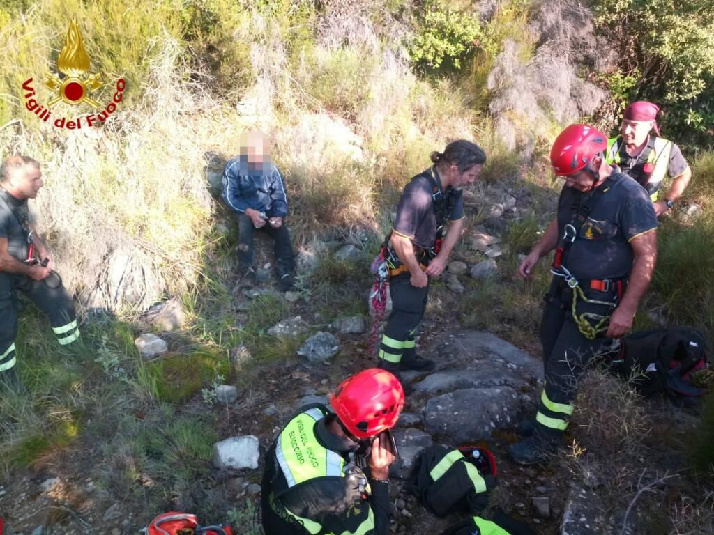 riviera24 - vigili del fuoco saf