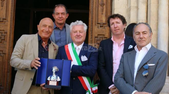 San Segundin 2021 Ventimiglia angeli fango