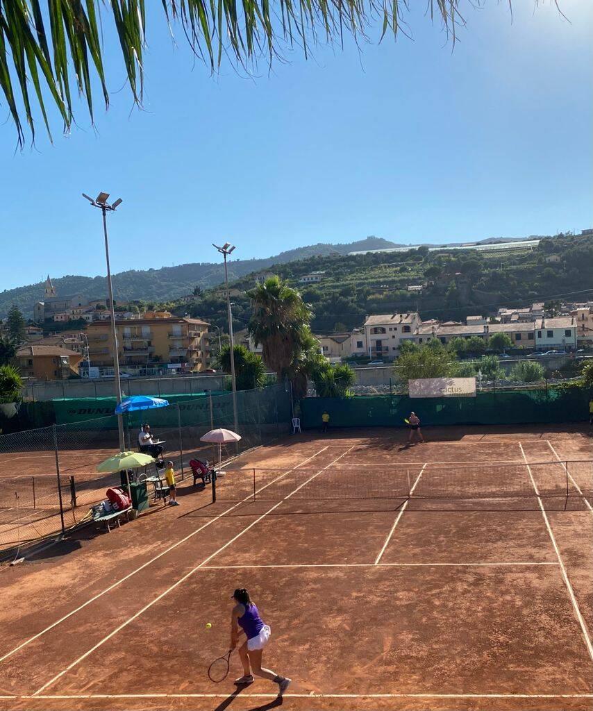 Torneo Open femminile di tennis