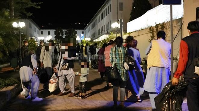 Afgani Sanremo profughi