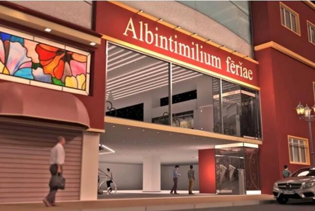 Albintimilium feriae