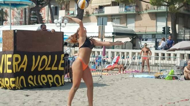 Beach volley femminile
