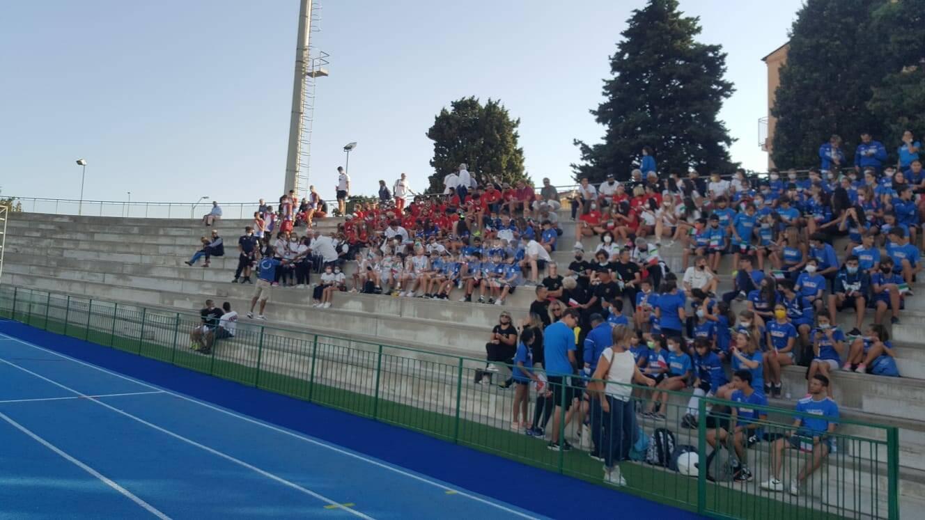 """Campo di atletica """"A. Lagorio"""""""