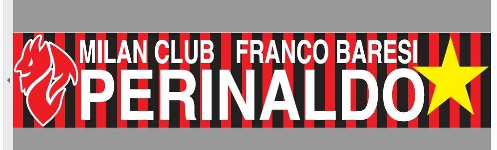 NASCE IL MILAN CLUB PERINALDO FRANCO BARESI
